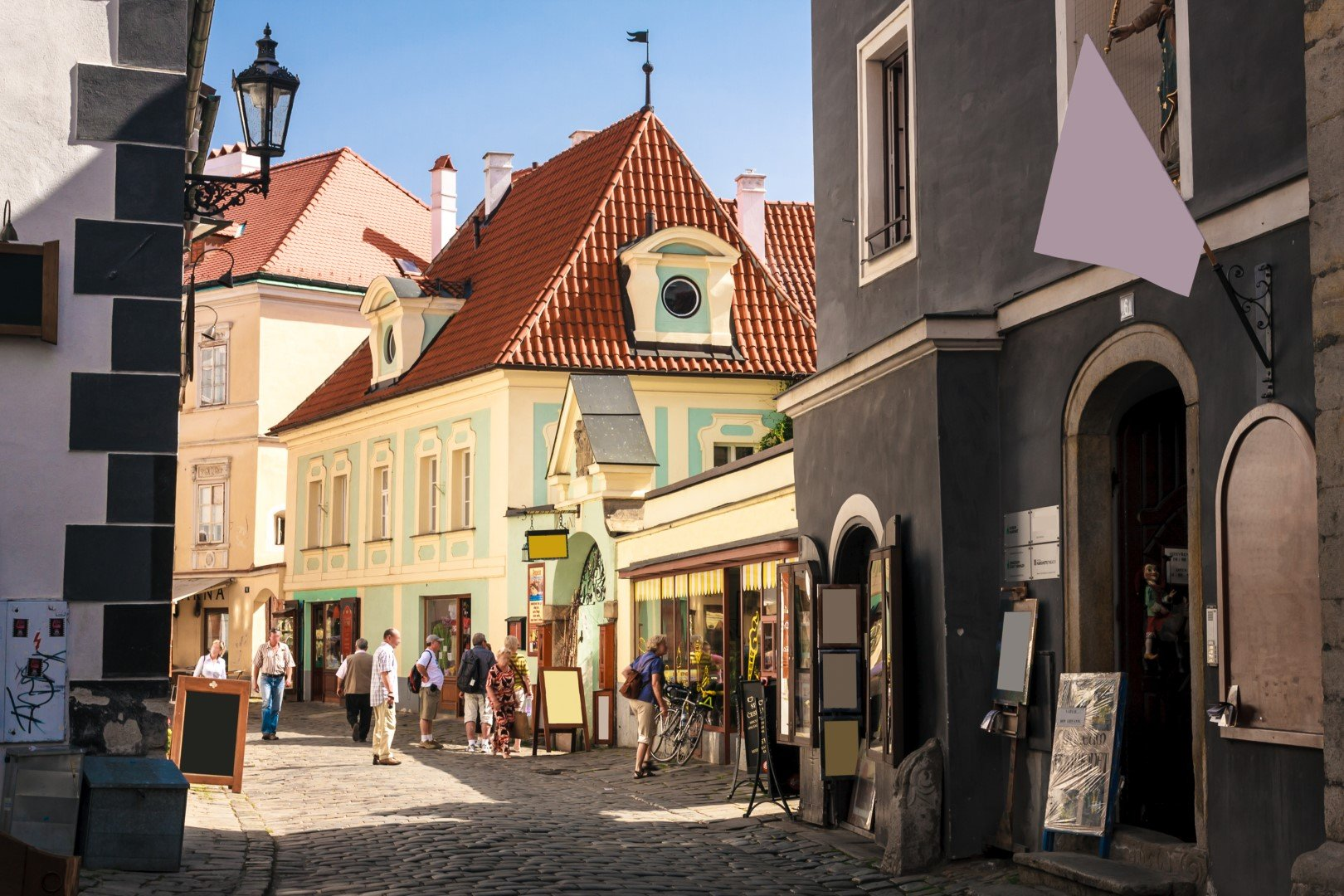 Take a time travel adventure back to the Middle Ages and visit Cesky Krumlov on a full-day small-group tour. ***Guaranteed departure with a minimum of 4 persons***