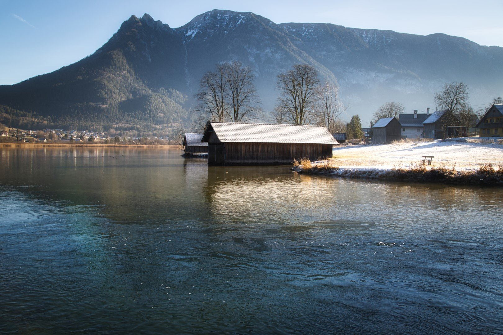 Enjoy the winter wonderland in the Hallstatt and visit Austria's most charming Christmas market.